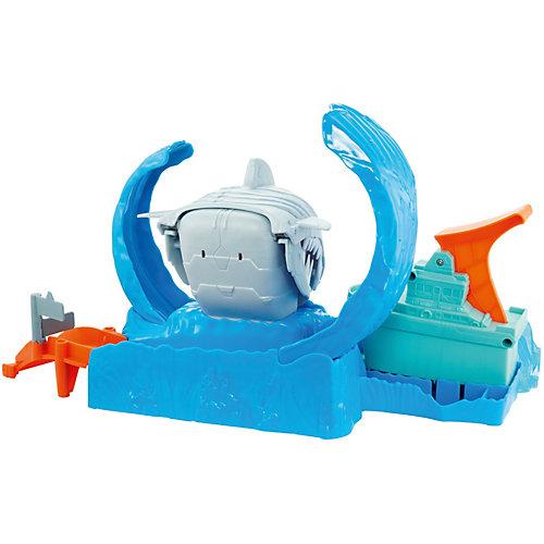 Игровой набор Hot Wheels City Ледяная акула от Mattel