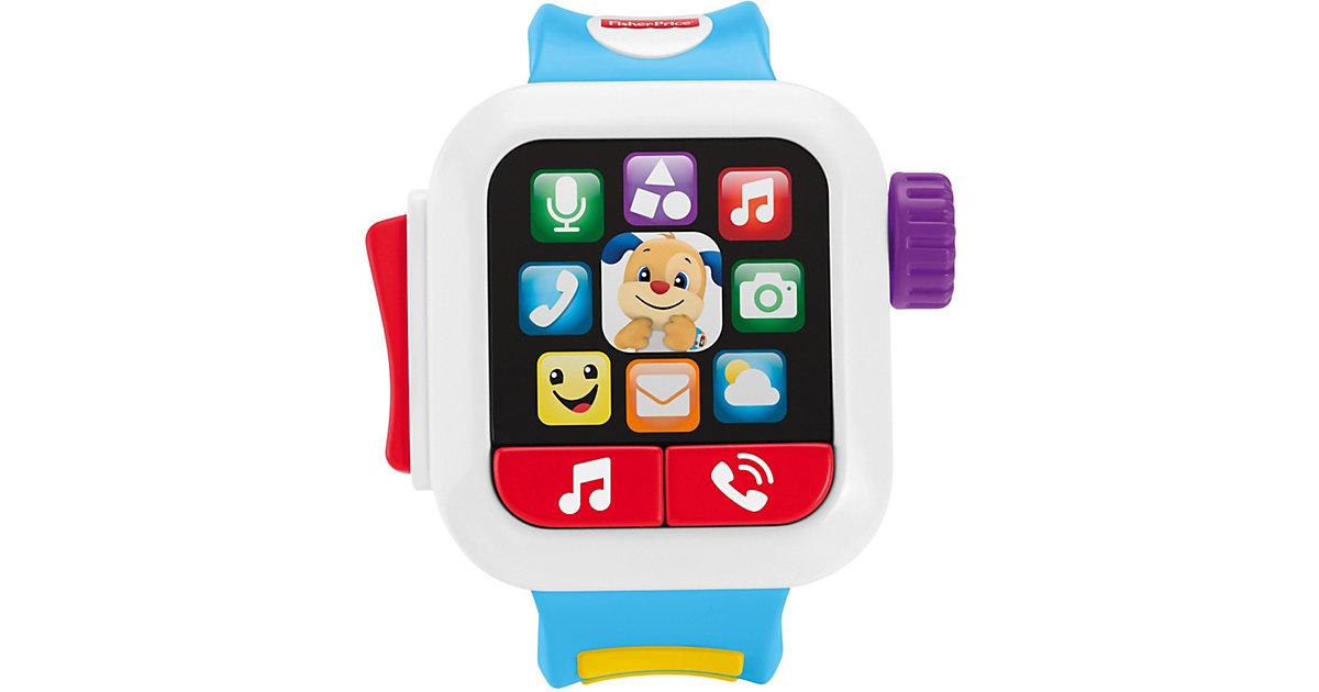 Fisher-Price Lernspaß Smart Watch, Baby-Spielzeug, Lernspielzeug