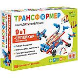 "Набор для робототехники ND Play Трансформер ""Суперкар"" 9 в 1"