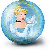"""Мяч 23 см """"Принцессы"""" голубой 82304"""