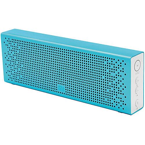 Аудиоколонка Xiaomi Mi Bluetooth Speaker, синяя