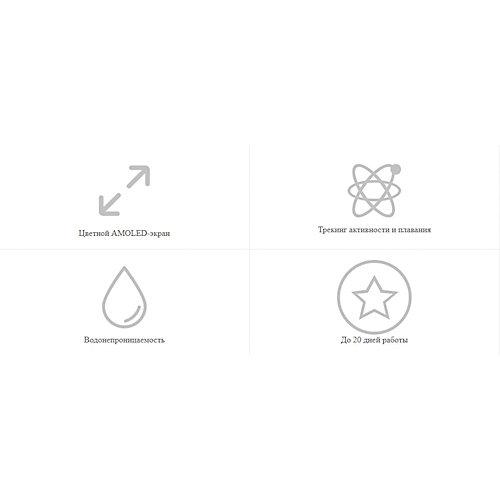 Фитнес-браслет Xiaomi Mi Smart Band 4 от Xiaomi
