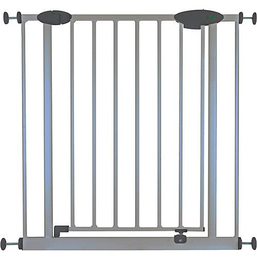 Барьер-ворота в дверной проём Nordlinger Sofia, 73-81см, серый от Nordlinger