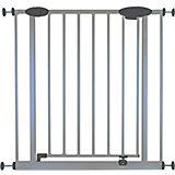 Барьер-ворота в дверной проём Nordlinger Sofia, 73-81см, серый