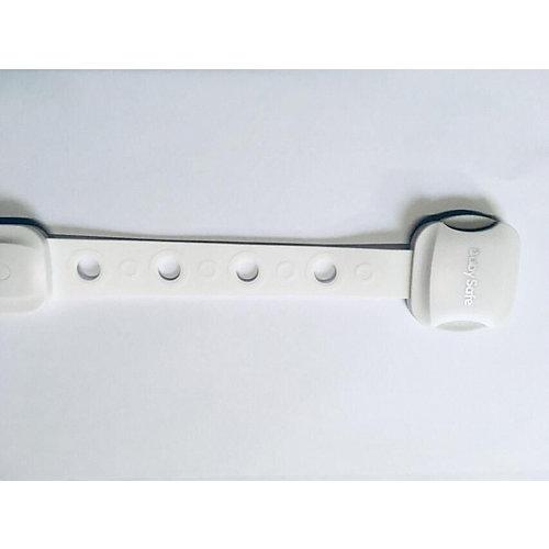 Замок на холодильник/СВЧ Baby Safe, серый от Baby Safe