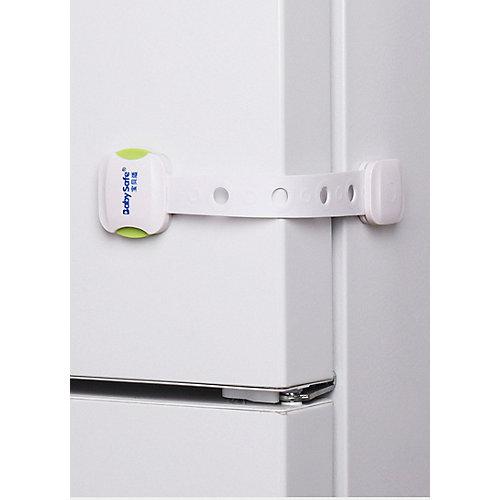 Замок на холодильник/СВЧ Baby Safe, зелёный от Baby Safe