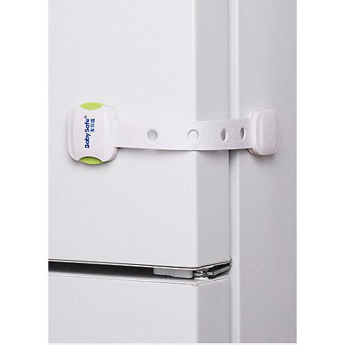 Замок на холодильник/СВЧ Baby Safe, розовый от Baby Safe