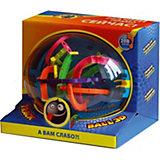 Головоломка Track Ball 3D Шар 208 ходов, 22 см