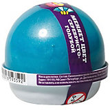 Жвачка для рук Nano Gum серебристо-голубая, 25 г
