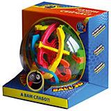 Головоломка Track Ball 3D Шар 138 ходов, 19 см