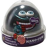 Жвачка для рук Nano Gum Грейпфрут, голография, 50 г