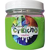 Слайм Party Slime, зеленый неон