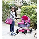 Городская коляска для кукол Chicco