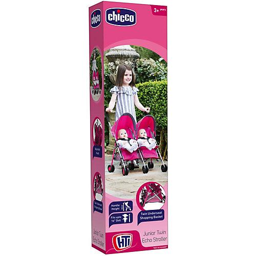 Коляска-трость для двойни кукол Chicco от HTI
