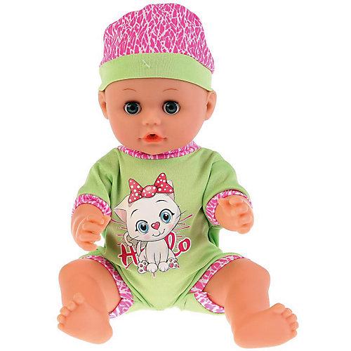 Интерактивная кукла Карапуз Оленька от Карапуз