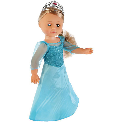 Интерактивная кукла Карапуз Принцесса София от Карапуз
