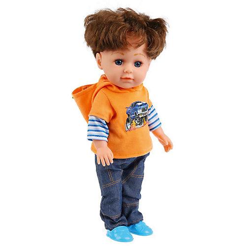 Интерактивная кукла Карапуз Никита от Карапуз