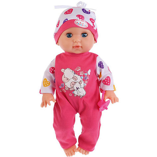 Интерактивная кукла Карапуз Машенька от Карапуз