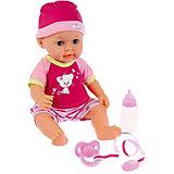 Интерактивная кукла Карапуз Аленка