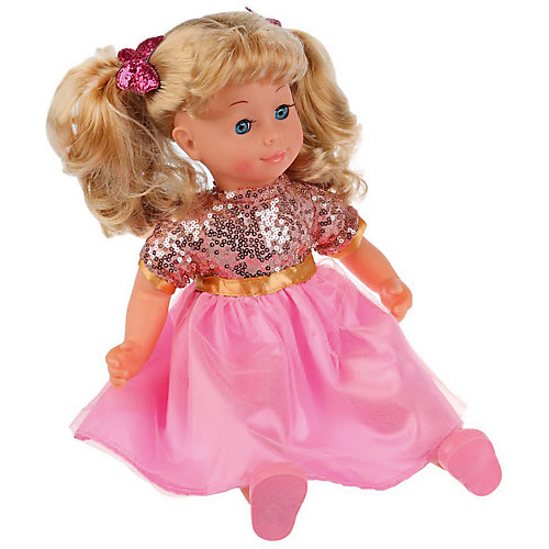 Интерактивная кукла Карапуз Анна от Карапуз