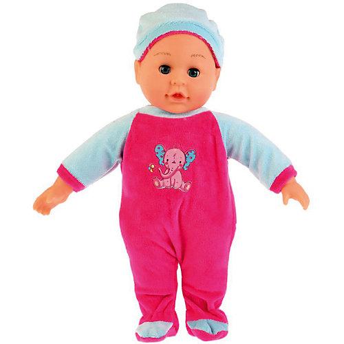 Интерактивная кукла Карапуз Катенька от Карапуз