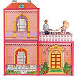 Дом для кукол Карапуз