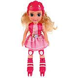 Интерактивная кукла Карапуз Амелия на роликах