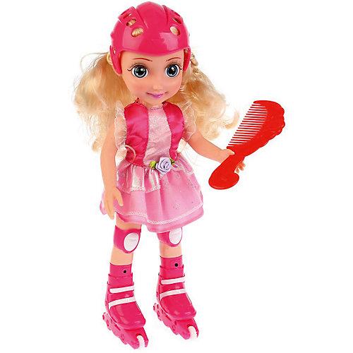 Интерактивная кукла Карапуз Амелия на роликах от Карапуз