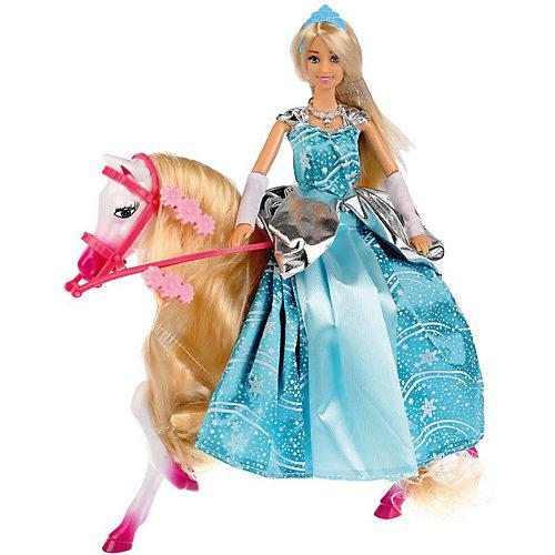 Кукла Карапуз Снежная принцесса от Карапуз
