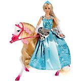 Кукла Карапуз Снежная принцесса
