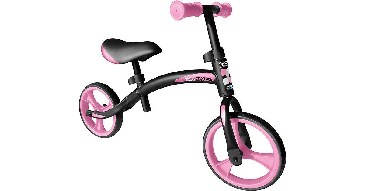 Laufrad Skids Control schwarz/pink Gr. 10