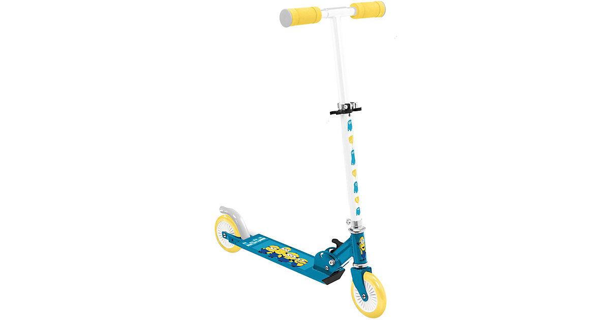 AluScooter Minions blau/gelb
