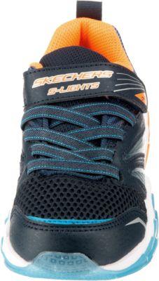Skechers Sneakers Low Blinkies Rapid Flash 2.0 Für Jungen Blau