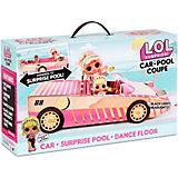 Набор LOL Автомобиль с бассейном и куклой