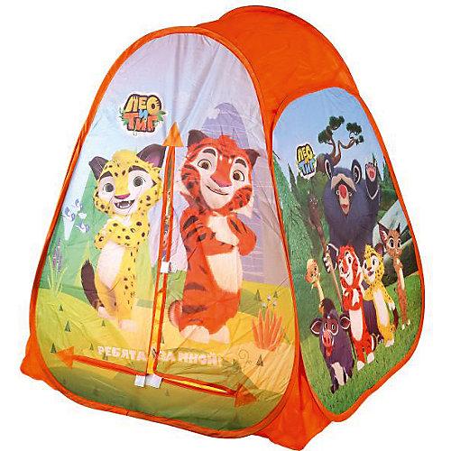 """Игровая палатка Играем вместе """"Лео и Тиг"""" от Играем вместе"""