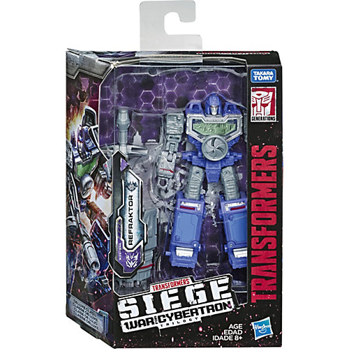 "Трансформер Transformers ""Война за Кибертрон"" Делюкс Рефлектор от Hasbro"