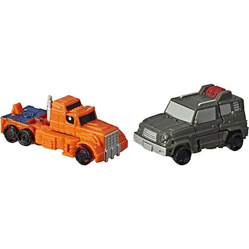 """Трансформер Transformers """"Война за Кибертрон"""" Внедорожный патруль от Hasbro"""