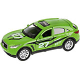 Машинка Технопарк металлическая Infiniti QX70 Спорт