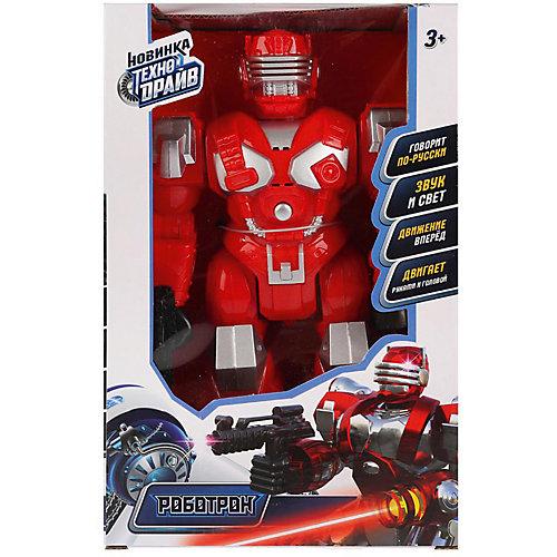 Интерактивный робот Технодрайв Роботрон, красный от Технодрайв