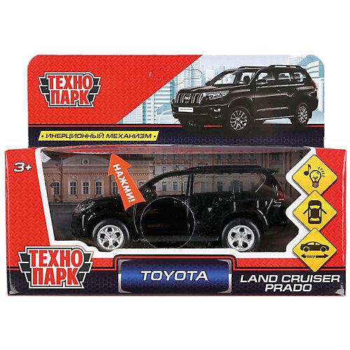 Машинка Технопарк металлическая Toyota Prado от ТЕХНОПАРК