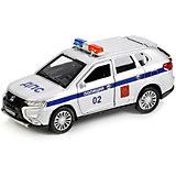 Машинка Технопарк Mitsubishi Outlander Полиция