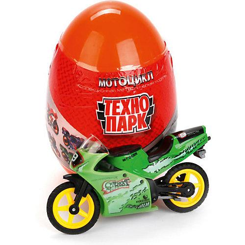 Мотоцикл Технопарк Спортбайк, в яйце от ТЕХНОПАРК