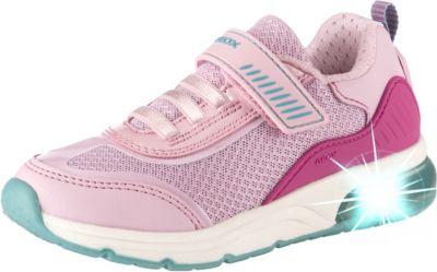 Sneakers Low Blinkies SPACECLUB für Mädchen, GEOX