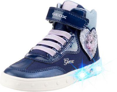 Disney Die Eiskönigin Sneakers Low Blinkis SKYLIN für Mädchen, Disney Die Eiskönigin