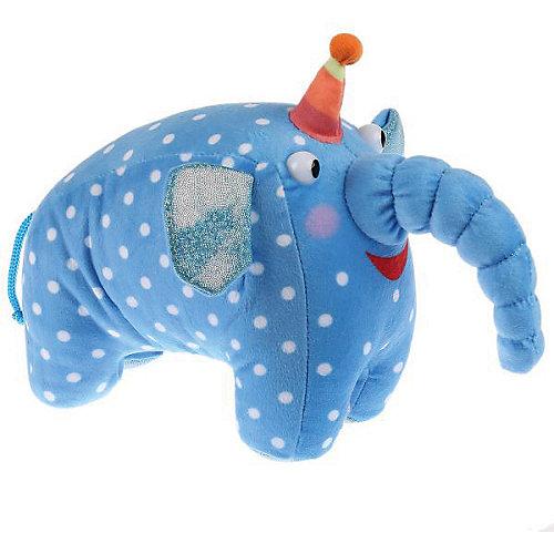 Игрушка мягкая Мульти-пульти Слон Ду-Ду Деревяшки от Мульти-Пульти