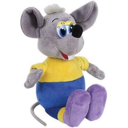 Игрушка мягкая Мульти-пульти Серый мышонок Леопольд от Мульти-Пульти