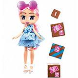 Кукла 1Toy Boxy Girls Kiki с аксессуарами, 20 см
