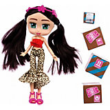 Кукла 1Toy Boxy Girls Hannah с аксессуарами, 20 см