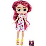 Кукла 1Toy Boxy Girls Apple с аксессуаром, 20 см