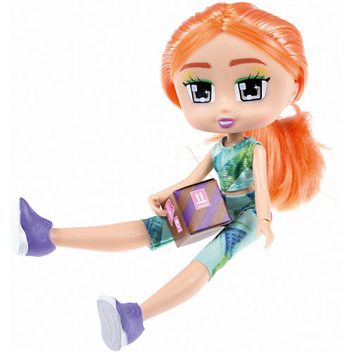 Кукла 1Toy Boxy Girls January с аксессуарами, 20 см от 1Toy